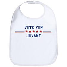 Vote for JOVANY Bib