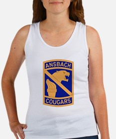 Ansbach Cougars Women's Tank Top