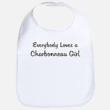 Charbonneau Girl Bib