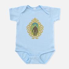 Bigfoot Vintage Infant Bodysuit