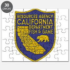 California DFG patch Puzzle