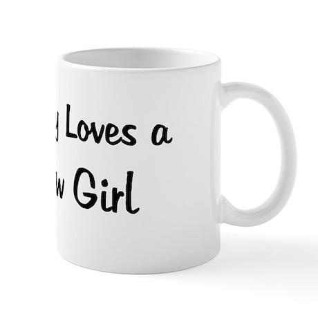 Barview Girl Mug