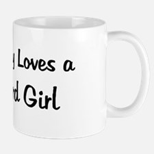 Hereford Girl Mug