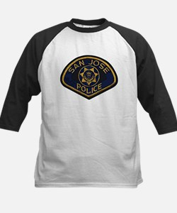 San Jose Police patch Tee
