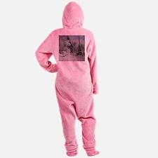 Cute Midtown Footed Pajamas