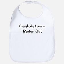 Barton Girl Bib