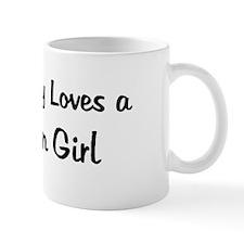 Barton Girl Mug
