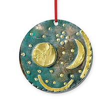 Nebra sky disk, Bronze Age - Round Ornament