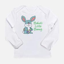 Babas Little Bunny Long Sleeve Infant T-Shirt