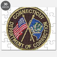 Connecticut DOC patch Puzzle