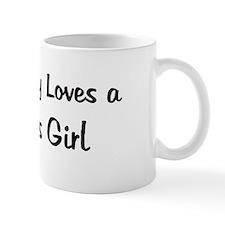 Banks Girl Coffee Mug