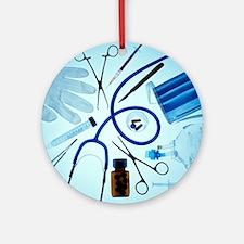 Medical equipment - Round Ornament