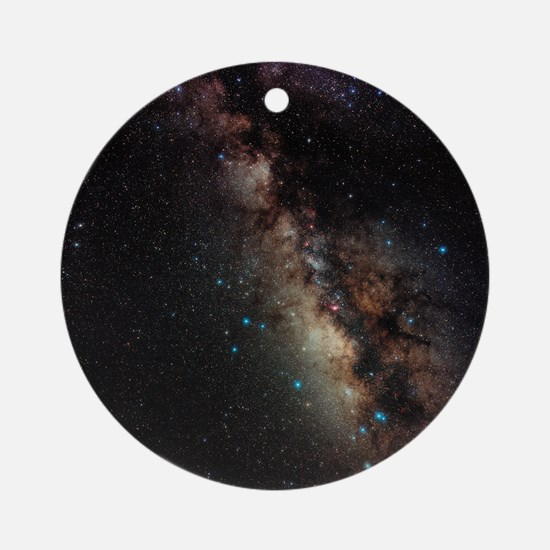 Centre of Milky Way - Round Ornament