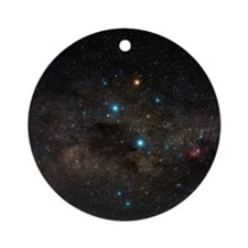Crux constellation - Round Ornament
