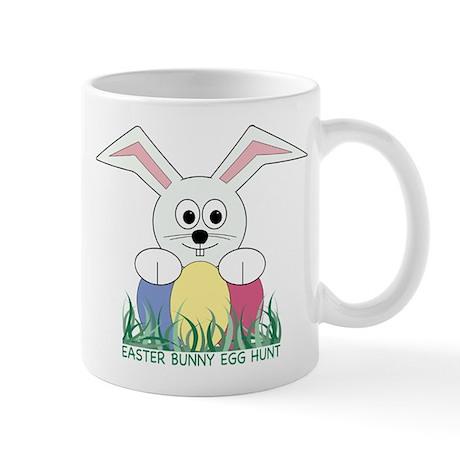 Easter Bunny Hunt Mug