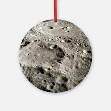 Far side of the Moon, Apollo 11 - Round Ornament