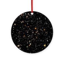 Hubble Ultra Deep Field galaxies - Round Ornament