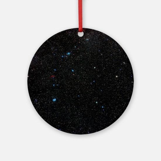 Perseus constellation - Round Ornament