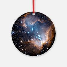 Starbirth region NGC 602 - Round Ornament