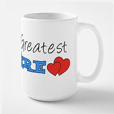 World's Greatest Pepere Large Mug