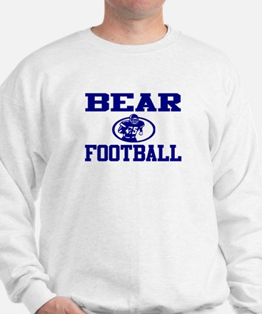 "BEAR ""ROCKET"" ROYAL Sweatshirt"