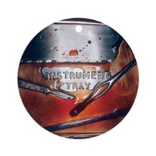 Surgical equipment - Round Ornament