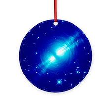 The Egg nebula - Round Ornament