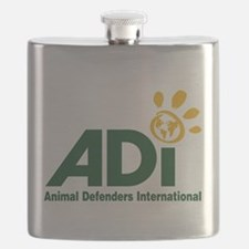 ADI logo Flask