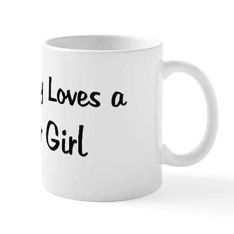 Keizer Girl Mug