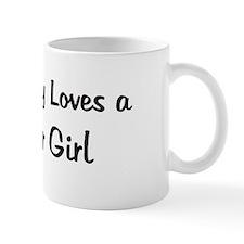 Baker Girl Mug