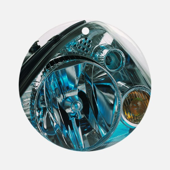 Headlamp assembly - Round Ornament