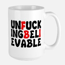 UNFUCKINGBELIEVABLE - FBI Mug