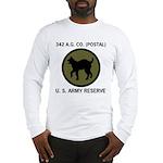 Long Sleeve 342nd Postal Company Shirt