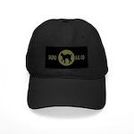 Black 342 A. G. (Postal) Company Cap