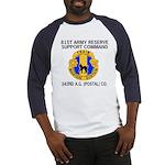 342nd Postal Company Baseball Jersey