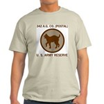 342nd A. G. Company Tee Shirt - Subdued