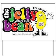 Jelly Bean Yard Sign