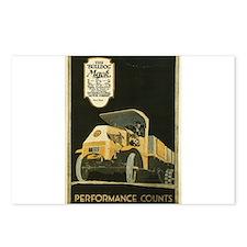 mack truck Postcards (Package of 8)