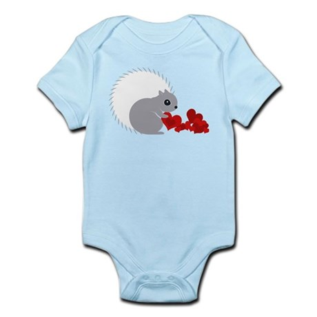 Heart Collector Infant Bodysuit