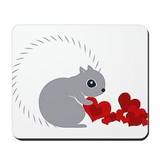 Heart Collector Mousepad