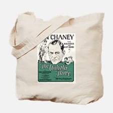 the unholy three Tote Bag