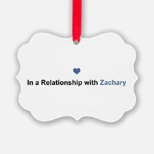 Zachary Relationship Ornament