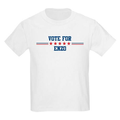 Vote for ENZO Kids T-Shirt