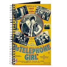 the telephone girl Journal