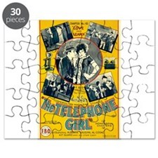 the telephone girl Puzzle