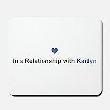 Kaitlyn Relationship Mousepad