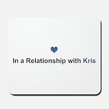 Kris Relationship Mousepad