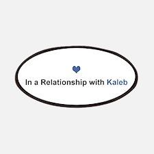 Kaleb Relationship Patch