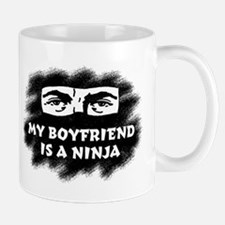 My Boyfriend is a Ninja Mug