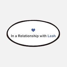 Leah Relationship Patch